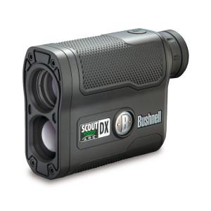 Bushnell-Entfernungsmesser-Laser-Rangefinders-Scout-DX-1000-ARC-schwarz