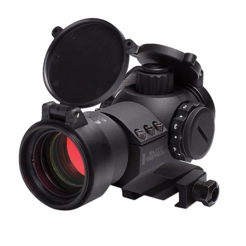 Elite Tactical Red Dot Matte